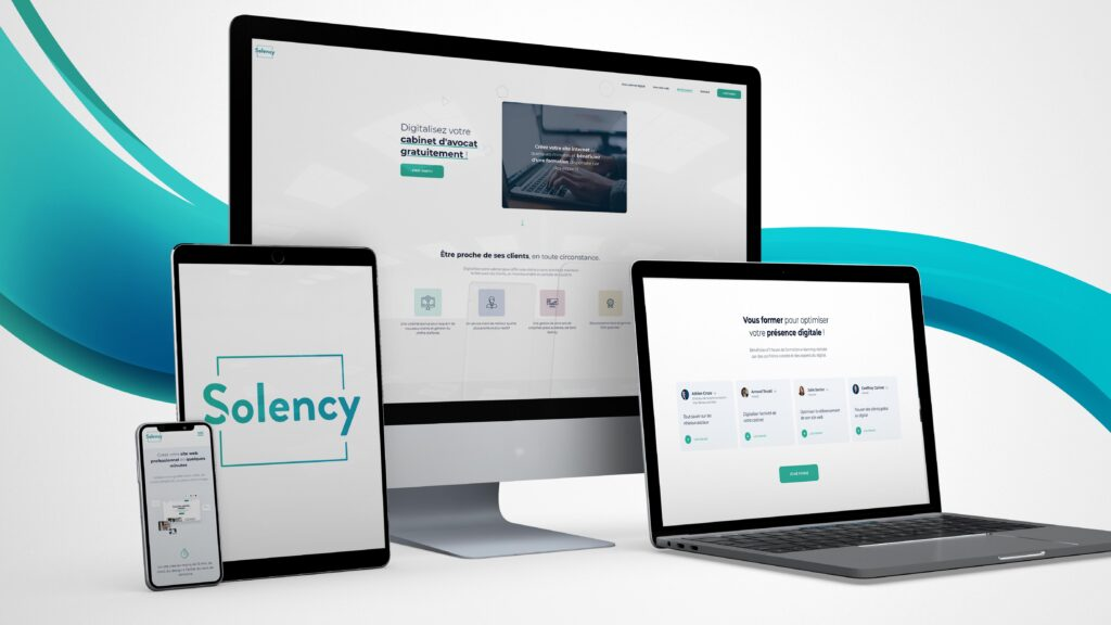 Plateforme en ligne Solency