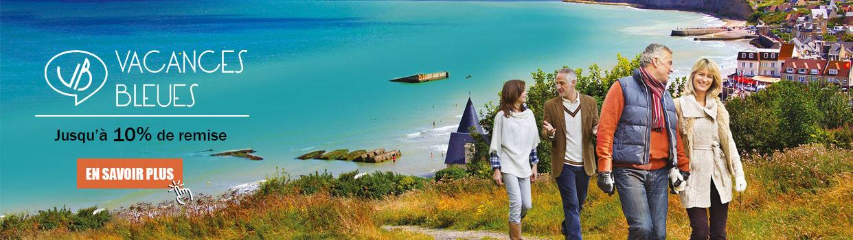 Partenaire Vacances bleues